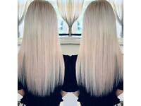 Professional Hair Extensions Services / Russian/Mongolian high quality hair/ Affordable Prices