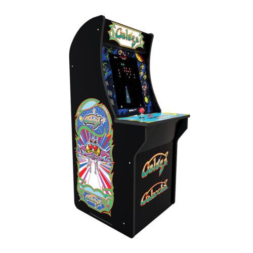 Galaga/Galaxian Arcade 1UP Machine 4FT Gameroom Brand New - Ready to Ship !!