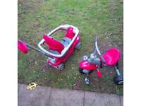 Two Childrens's trikes - £10 for the two