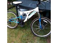 bike good condition teenagers/adults