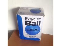 EXERCISE BALL 65cm New