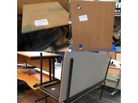FREE To Collectors - Various Tables & Rectangular Desks - Many Available