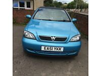 vauxhall astra 1.6 bertone convertable for sale