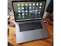 Apple MacBook Pro 15 Inch 2017 i7 3.1 GHz 16 GB RAM 512 GB SSD Space Grey