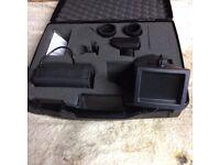 Night vision rifle scope