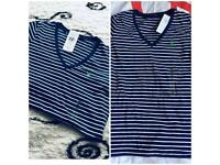NEW ladies Ralph Polo Lauren 100%Genuine with tags LAST ONE XS size t-shirt