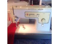 Singer model 413 sewing machine - Fault