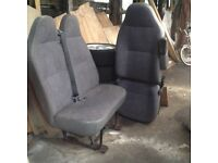 SEATS. High back . Ford Transit Mk6. Twin and Single