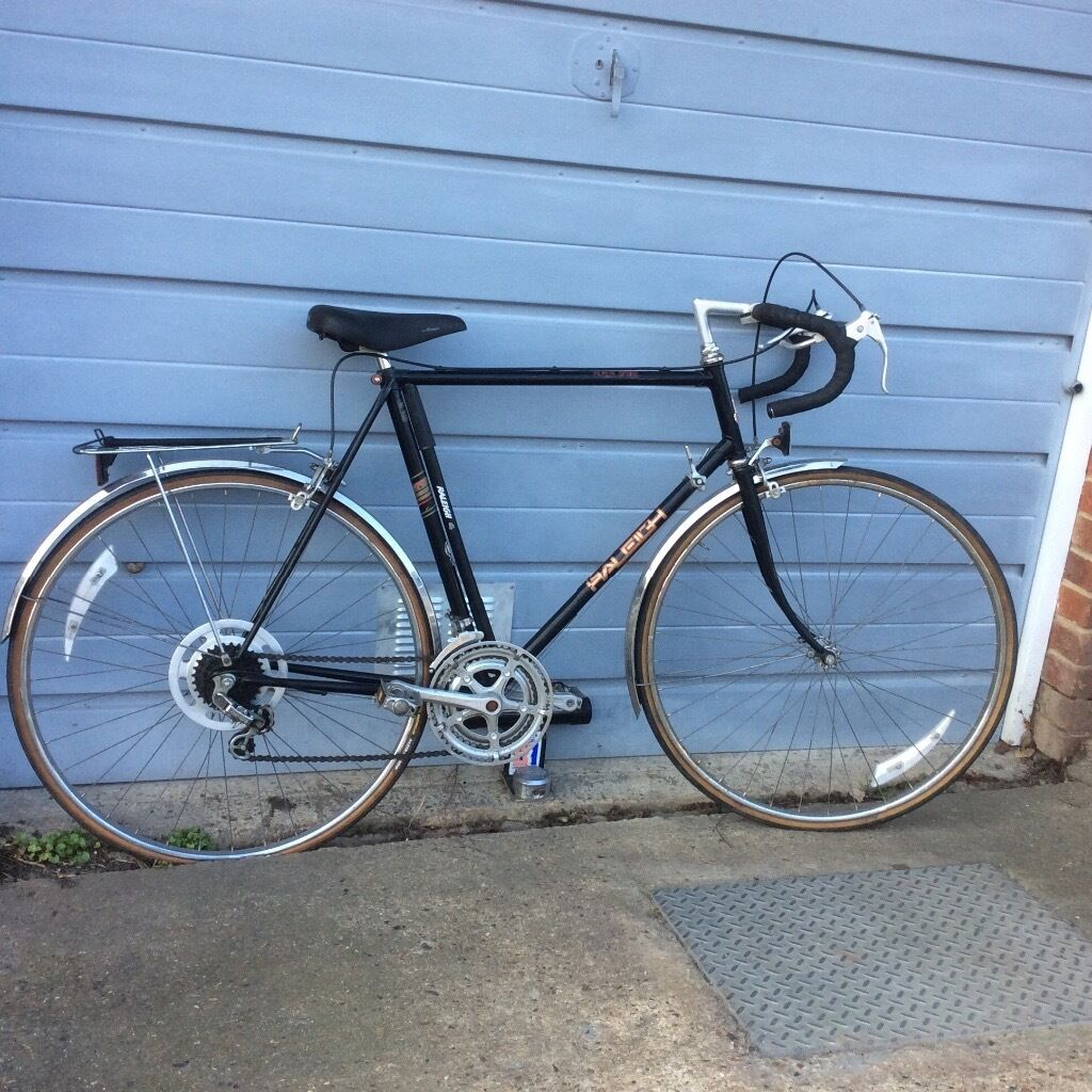 Mens Raleigh Alpha Sport Road Bike Immaculate Condition 10 Speed