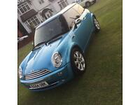 Mini Cooper 2004 1.6 JCW edition top spec