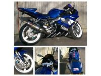 Yamaha R1 5jj 2000