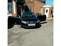 Audi a4 sline cab