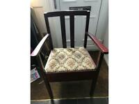 Commode chair project