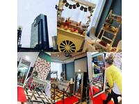 Magic Mirror and photobooth hire West Midlands Birmingham bargain