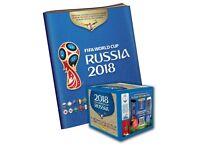 FIFA World Cup Russia 2018 Panini Stickers BIG UPDATE