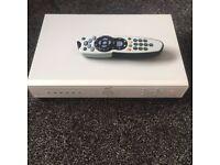 80GB Sky Box and Remote