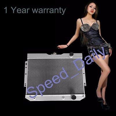 ALL ALUMINUM RADIATOR For Chevy Bel Air Base Sedan  65 V8 3 ROWSCORES