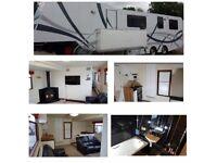 40ft 5th wheel caravan ( REDUCED )