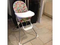 Highchair - Mamas and Papas £10