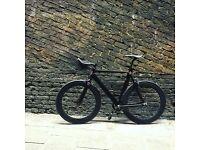 GOKU CYCLES Aluminium Alloy Frame Single speed road TRACK bike fixed gear racing bike s66