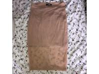 Missguided bodycon midi skirt brand new with tags