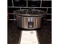 Morphy Richards slow cooker £15