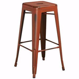 "Barchetta 30"" Bar Stool by Trent Austin Design - Brand New"