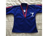 SESMA karate uniform Size 1 (age 7-8)
