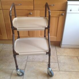 Kitchen trolley/ walking aid