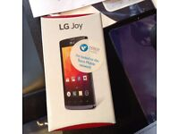 LG JOY ANDROID MOBILE PHONE.
