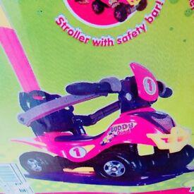 Brand New Sealed Buddy Quad Childrens Quad