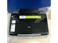 Epson Stylus DX7450 All-in-one Inkjet Printer + Yellow Ink Cartridge