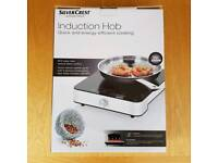 Silvercrest Induction Hob (Brand New / unopened)