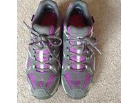 Northface Hedgehog Walking Shoes