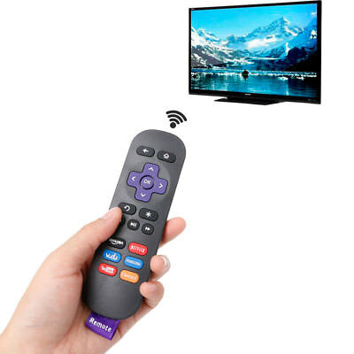 Replacement IR Streaming Media Player Remote Control For ROKU 1 2 3 4 LT HD XD