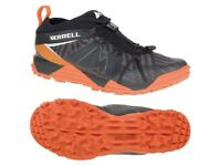NEW- Merrell Men's 'Avalaunch' Tough Mudder Trail Running Shoes. For running/ hiking/ gym. RRP- £110