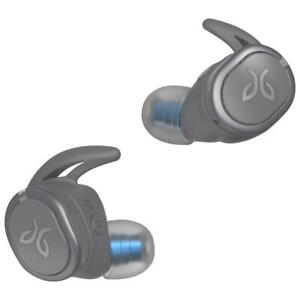 Jaybird RUN XT In-Ear Sound Isolating Truly Wireless Headphones - Grey - Brand New Sealed. #2667runxt