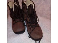 Shoes Boots. Walking Boots(Mens UK 9). Never been worn.