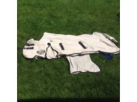 Cream mesh fly rug fits 13 - 14hh