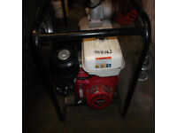 Honda GX 240 Water Pump