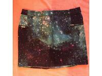 Galactic Space Skirt