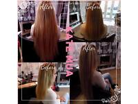 Hair extensions - Essex, Herts and London
