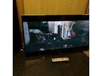 "Panasonic 40"" Ultra HD 4K Smart LED free delivery warranty"