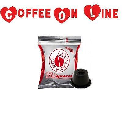 300 CAPSULE CAFFE BORBONE RESPRESSO RED ROSSA COMPATIBILE MACCHINE NESPRESSO