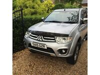 2015 Mitsubishi L200 Limited Edition Challanger NO VAT