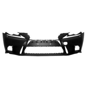 New Painted 2014 2015 2016 Lexus IS 200/250/300/350 Front Bumper