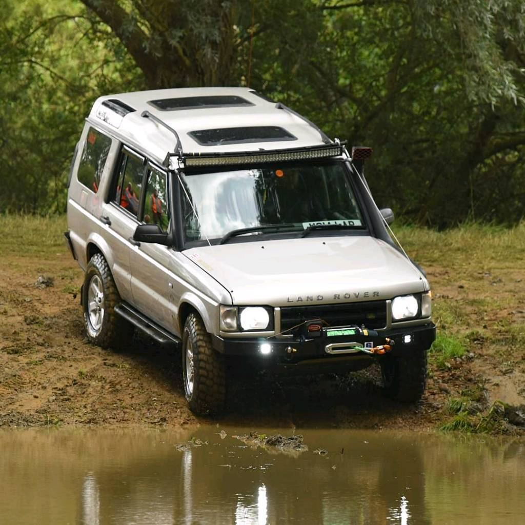 Land Rover Discovery Td5 Expedition Overland Remap Stage 4