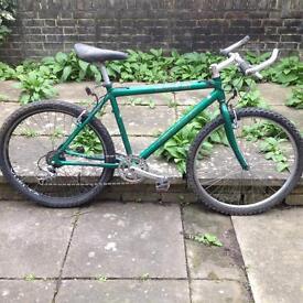 Fuji 21inch mountain bike