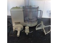 Braun food mixer