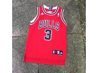 Red bulls NBA jersey top